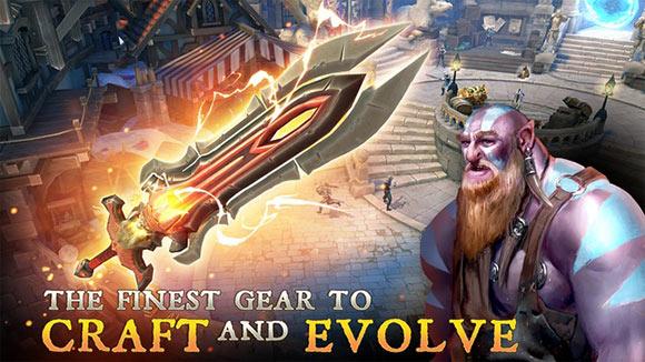دانلود بازی فوق العاده Dungeon Hunter 5 برای آیفون، آیپاد و آیپد