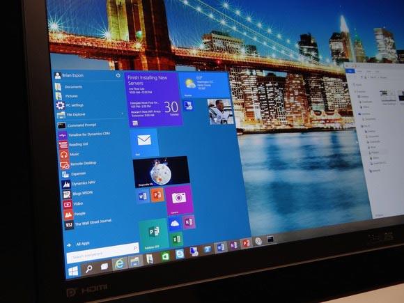 ویندوز 10مایکروسافت Microsoft Windows 10