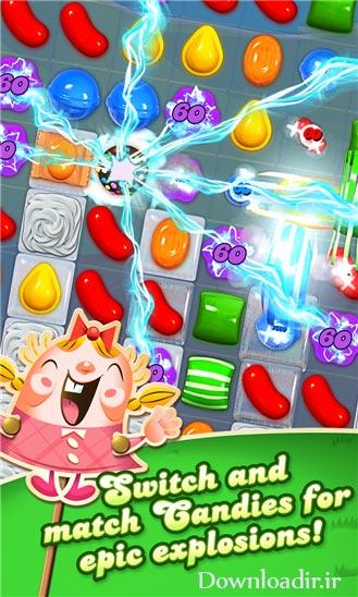 دانلود بازی Candy Crush Saga