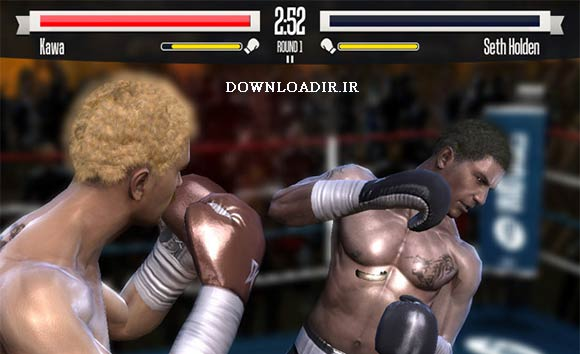 دانلود real boxing برای اندروید