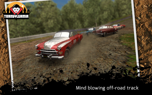 دانلود بازی Ultimate 3D Classic Car Rally v1.1.1