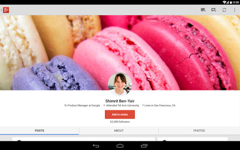دانلود Google+ 5.4.0.92311906 – شبکه اجتماعی گوگل پلاس اندروید