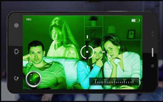 برنامه جالب شوخی با دوستان – Camera Ghost Radar Prank اندروید