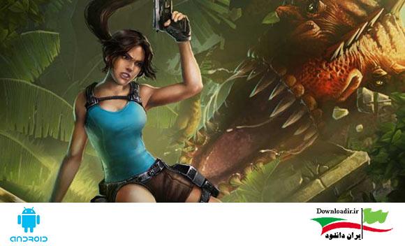 دانلود Lara Croft: Relic Run بازی لارا کرافت: دوندگی باستانی اندروید