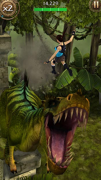 دانلود Lara Croft: Relic Run