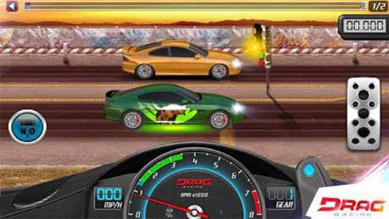 دانلود بازی درگ ماشین اندروید – Drag Racing: Club Wars