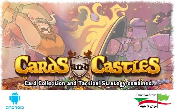 دانلود Cards and Castles 1.3.05