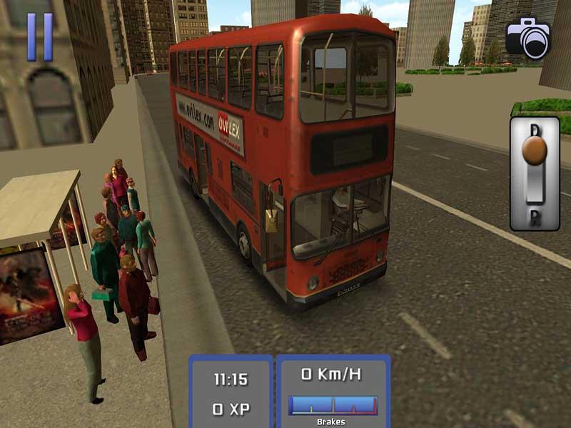 دانلود بازی شبیه سازی 3 بعدی اتوبوس