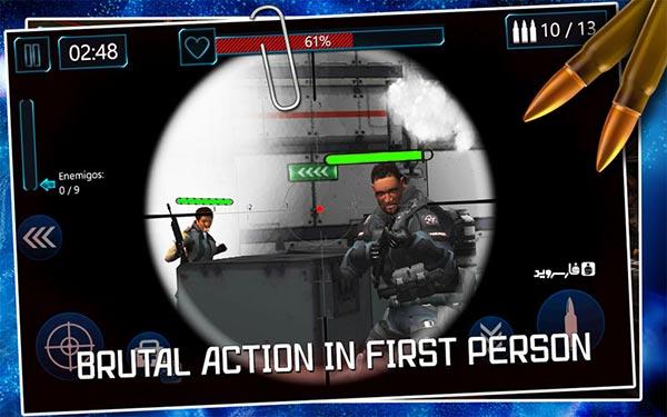 دانلود Battlefield Interstellar 1.0.2 - بازی اکشن نبرد میان ستارگان اندروید