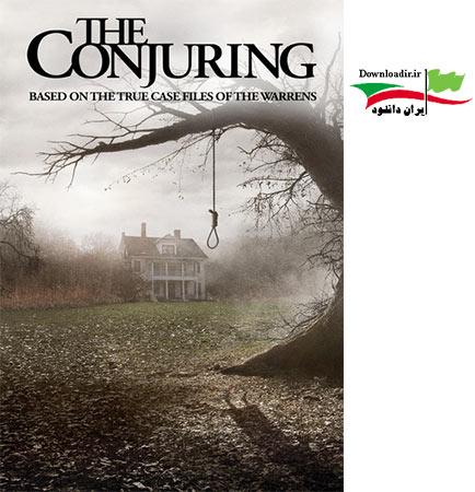 دانلود فیلم ترسناک The Conjuring 2013 - احضار روح با دوبله فارسی