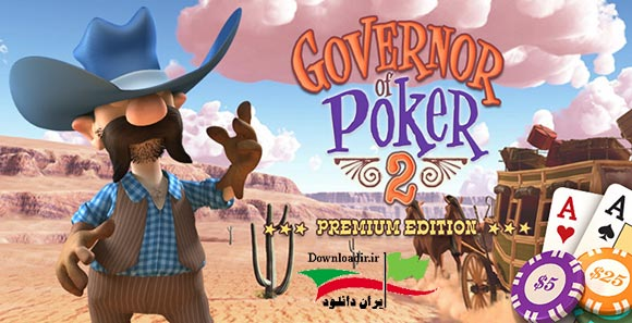 Governor of Poker 2 Premium بازی پوکر برای اندروید