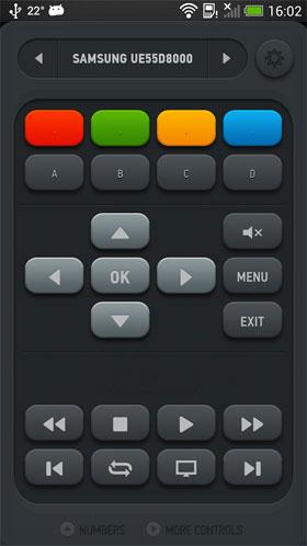 دانلود Smart IR Remote AnyMote - برنامه تبدیل گوشی اندروید به کنترل