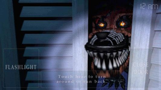 دانلود بازی پنج شب در کنار فردی ۴ – Five Nights at Freddy's اندروید