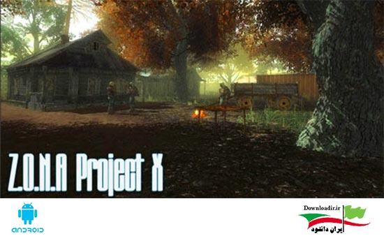 دانلود بازی اکشن پروژه زونا Z.O.N.A Project X اندروید – همراه دیتا
