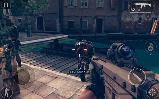 دانلود بازی Modern Combat 5: Blackout برای ویندوز فون