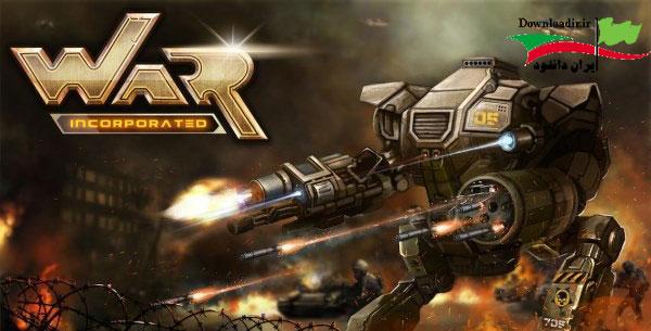 War Inc: Nations Fury 1.101