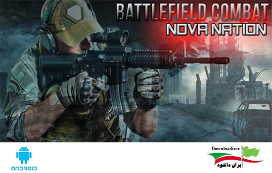دانلود بازی فرمانده میدان نبرد Battlefield Combat Nova Nation اندروید