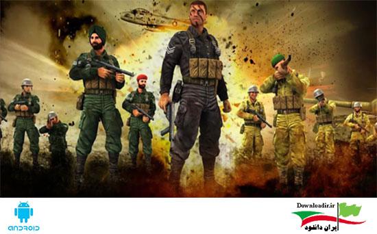 بازی بسیار زیبا و اکشن 1965 WAR :Indo-Pak Clash Alert