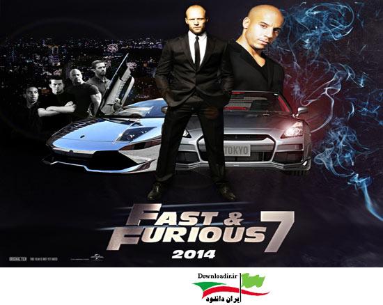 دانلود فیلم سریع و خشن Fast and Furious 7