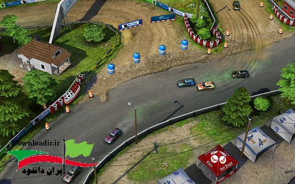 دانلود بازی ماشین سواری مسابقه بی پروا Reckless Racing اندروید