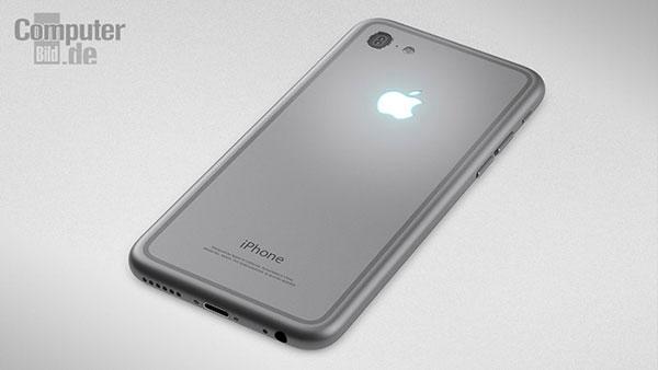 طرح مفهومی iphone 7