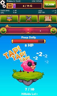 بازی جالب و ماجراجویانه Tapventures 3.6 اندروید