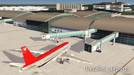 دانلود بازی شبیه ساز پرواز واقعی Aerofly 2 Flight Simulator اندروید
