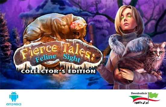 دانلود Fierce Tales: Feline Sight – بازی هیدن آبجکت داستانهای وحشتناک اندروید