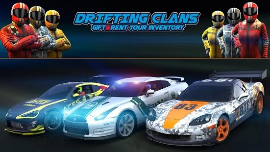 دانلود بازی مسابقات ماشین سواری دبی Dubai Racing اندروید