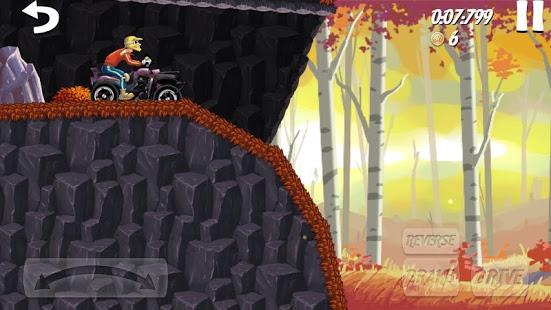 بازی موتور سواری کوهستان Old School Racer 2 Pro اندروید