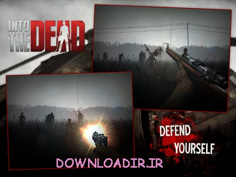 دانلود Into The Dead 1.14.0 Android