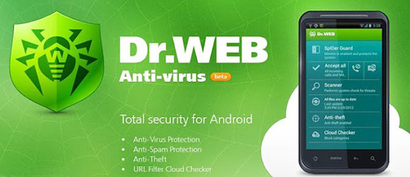 Dr.Web v9.02.1 Anti-virus