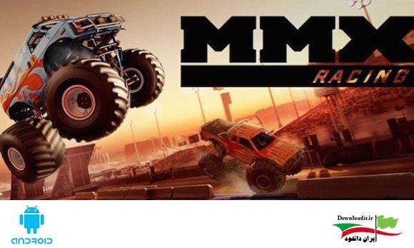 دانلود MMX Racing – بازی جذاب مسابقه ای کامیون هیولا اندروید