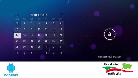 دانلود Today Calendar Pro - تقویم زیبای اندروید