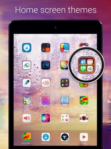 دانلود نرمافزار تغییر ظاهر گوشی Pimp Your Screen برای آیفون،آیپاد تاچ و آیپد