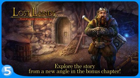 دانلود بازی سرزمین گم شده - Lost Lands 2 اندروید