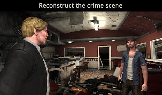 دانلود The Trace: Murder Mystery Game بازی ردپا: اسرار قتل برای اندروید