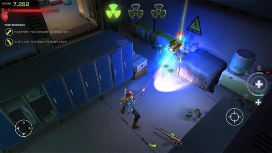 دانلود بازی اکشن و فوق العاده زیبا Xenowerk اندروید