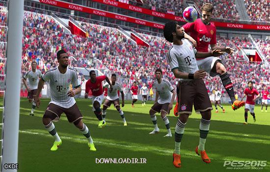 دانلود بازی فوتبال 2015 برای pc