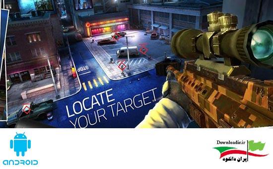 Contract Killer: Sniper بازی تک تیرانداز قراردادی